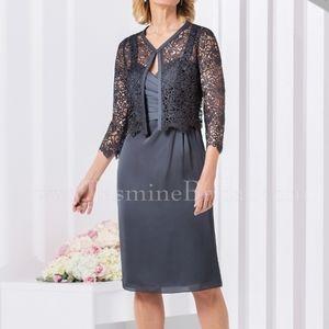 2 Piece Formal Dress
